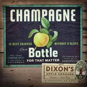 3 Advertising used a retro theme as part of its campaign for Dixon's Apple Orchard, which won a Judge's Choice Award in the 2012 ADDYs.