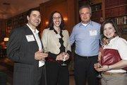 L to R: Frank Apodaca, Albuquerque Business Law P.L.; Melissa Padilla-Gomez, JB Henderson; Darrin Putman, JB Henderson; and Heather S. Jaramillo, Albuquerque Business Law