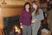 L: Debbie Trujillo, Casa Esperanza, and Edwina Sanchez, BBVA Compass Bank