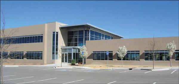 Albuquerque's Hope Office Plaza, located at 8650 Alameda Blvd. NE
