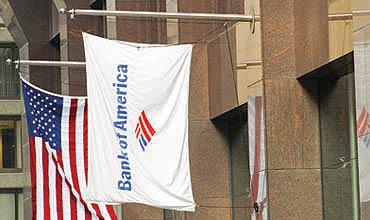 Bank of America plans to close four Massachusetts branches, including an office it operates in downtown Boston at Center Plaza, near the Government Center MBTA station.