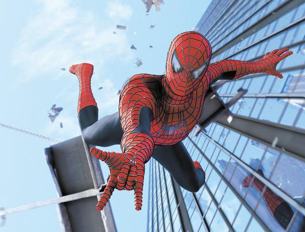 """The Albuquerque facility integrated very successfully with the studio's Culver City base and made significant contributions to many productions, including """"The Amazing Spider-Man"""" (pictured)."""