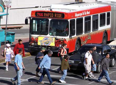ABQ Ride is offering additional services during the New Mexico State Fair.
