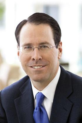 Randall Stephenson, CEO of ATT Inc.