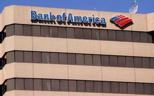 Bank of America is the second-largest bank in New Mexico.