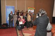 The State Bar of New Mexico won fifth place in the medium company category.