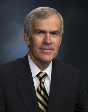 About 100 attended Sen. Jeff Bingaman's final congressional briefing for the Greater Albuquerque Chamber of Commerce Thursday at the Embassy Suites hotel, where the senator spoke about the economy and the looming deadline for sequestration.