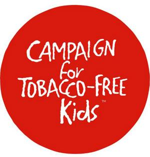 The Campaign for Tobacco-Free Kids is based in Washington, D.C.