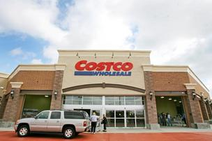 Costco reported second-quarter earnings grew to $394 million, or 90 cents per diluted share.