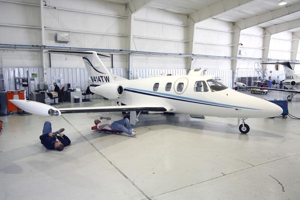 Sikorsky Aircraft Corp. has no plans to invest more money in Albuquerque's Eclipse Aerospace Inc., but one of its subsidiaries will supply parts to restart production of the Eclipse very light jet.