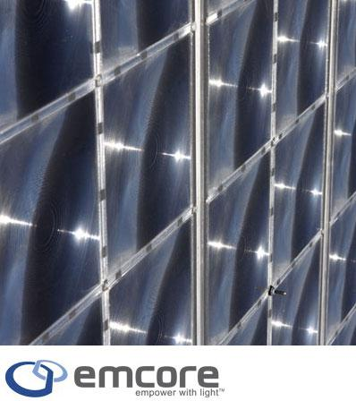Emcore Corp. will debut a new commercial rooftop concentrator photovoltaic (CPV) system at the Intersolar Europe Conference, which runs through Friday in Munich, Germany.