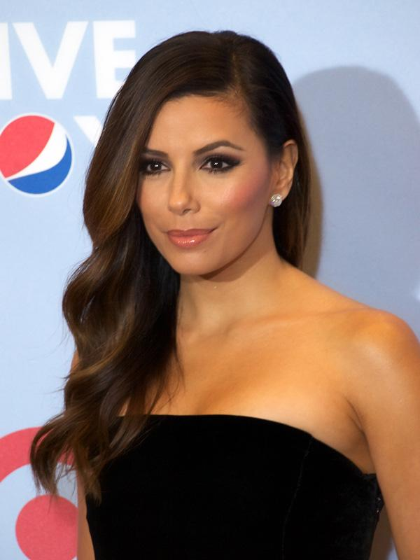 "Ed Harris and Eva Longoria (pictured) will be in Albuquerque in early November and December to film for their latest movie, ""Frontera,"" in and around Albuquerque."