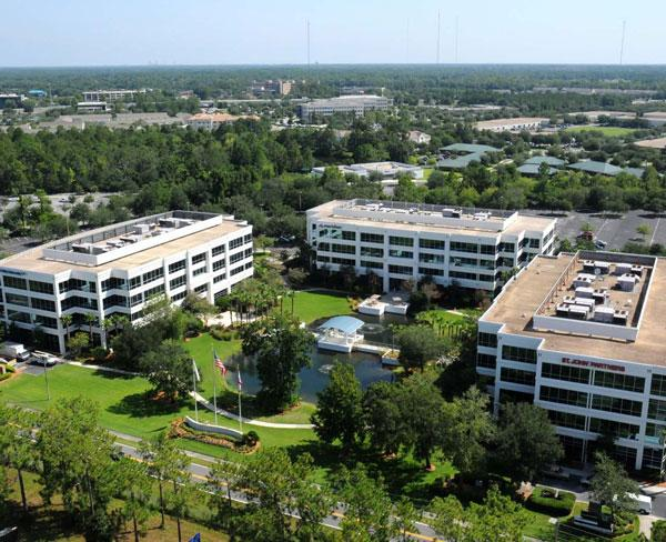Rosemont Realty has acquired the three-building Concourse office complex in Jacksonville, Fla. The deal adds 288,147 square feet of Class A office space to Rosemont's portfolio.