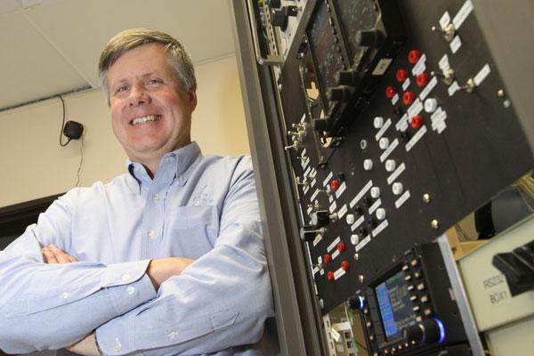 John Uczekaj, the CEO and president of Aspen Avionics in Albuquerque, has been named Aviation Entrepreneur of the Year by the Living Legends of Aviation.