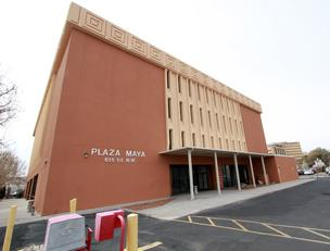 The New Mexico Corrections Department has a new home for its Albuquerque probation and parole division.