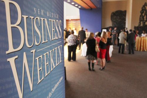 The event was held at the Albuquerque Museum of Art and History.