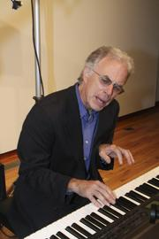 The Sid Fendley Trio provided the music.