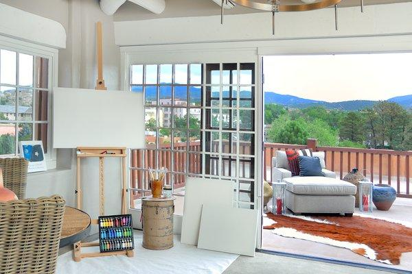 """The Inn and Spa at Loretto said its penthouse suite, which rents for $1,000 per night, """"redefines luxury accommodations in Santa Fe."""""""
