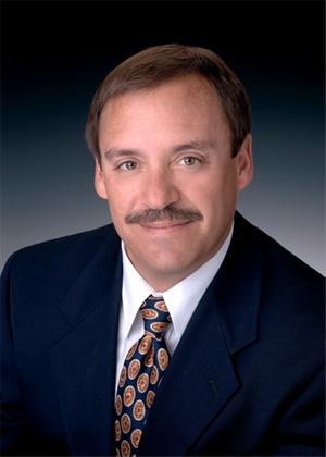 The director of Albuquerque's Economic Development Department, John A. Garcia, pictured, is replacing Jim Folkman as the leader of the Home Builders Association of Central New Mexico.
