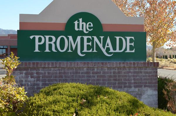 Albuquerque's second True Value Hardware store franchise location will be the new anchor tenant at the Promenade Shopping Center.