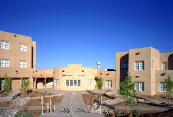 Santa Fe Indian School is one of Flintco's New Mexico projects.