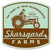 Skarsgard Farms' new logo