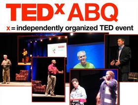 TED is a nonprofit devoted to