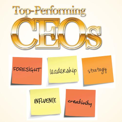 The Business Weekly solicited nominations from the public for Top-Performing CEOs. Nominations were judged by a panel of Top CEOs alumni.