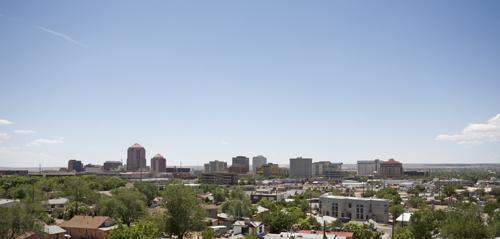 A computer model predicts Albuquerque's population should reach 1 million on Sept. 21, 2018.