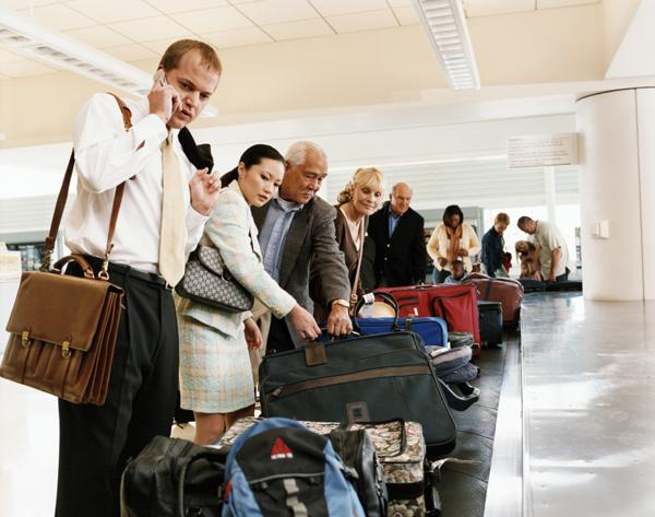 Airlines collected a record $1.7 billion in baggage fees over the first half of 2012, according to the Associated Press.