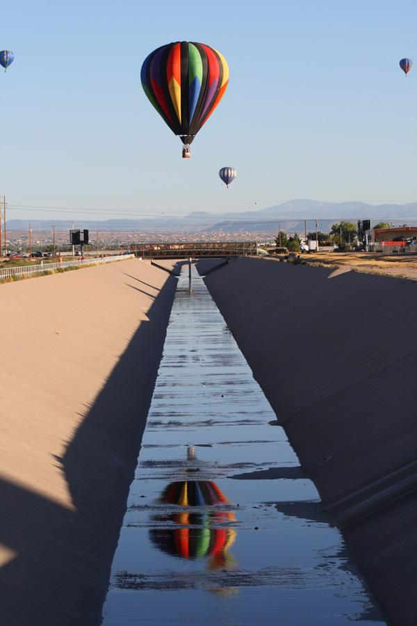 This year's Albuquerque International Balloon Fiesta might have fewer local food vendors because of a new policy by the company hired to manage the fiesta's food vendors, according to a report from ABC's KOAT-TV, Channel 7.