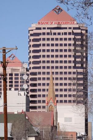 BOK Financial Corp., the parent company of Bank of Albuquerque, reported Wednesday that it earned $97.6 million in the second quarter.