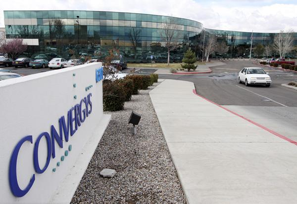 Convergys Corp., which is hiring in Las Cruces, closed an Albuquerque call center (pictured) in 2010.