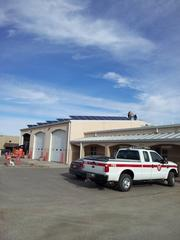 3CSolar of Portland, Ore., installed the systems in partnership with Albuquerque's 310 Solar. They finished the last system on the fire station this month.
