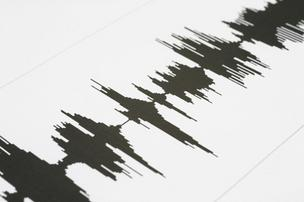 An earthquake shook Santa Fe Monday.