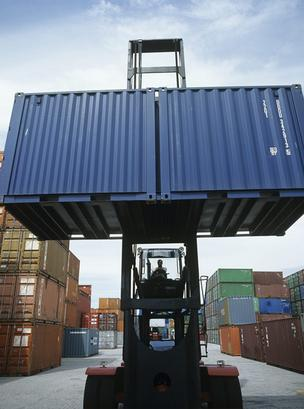 Containers could have stopped moving through the Port of Houston if the ILA and USMX did not agree  on a new contract.
