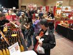 More hot food fans flocked to Fiery Foods & Barbecue Show
