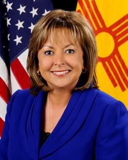 Gov. Susana Martinez has urged small businesses that suffered non-structural economic damage from the Whitewater-Baldy Complex wildfire in southern New Mexico to help start the process of making U.S. Small Business Administration loans available to businesses in the area.