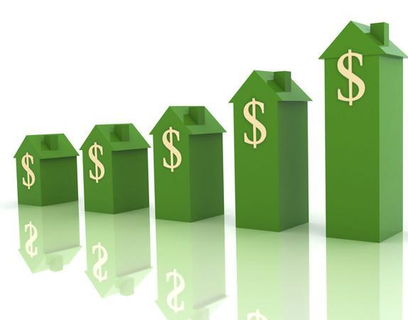 Home prices rose for the sixth month, according to new data.