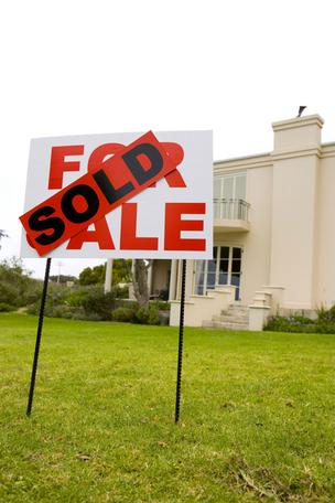Home sales are up 4 percent in San Antonio, according to the San Antonio Board of Realtors.