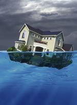 Nearly half of residential homes in Jacksonville underwater in Q4