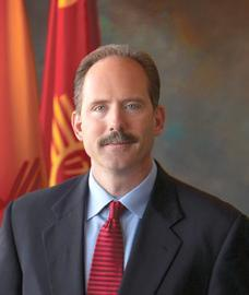 Albuquerque Mayor Richard Berry