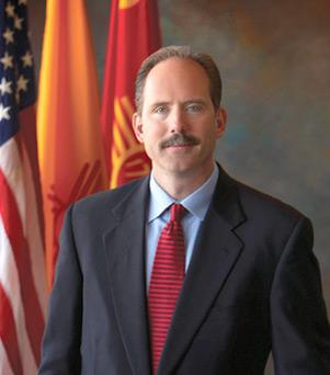 In 1998, the area that is now the Sandia Science and Technology Park was literally a dump.  But the city and county stepped up to reclaim the dump site, and the park opened that year. The park has produced $1.89 billion in economic activity through 2011. Pictured is Albuquerque Mayor Richard J. Berry.