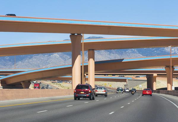 The state's infrastructure gets a C rating from the New Mexico section of the American Society of Civil Engineers.