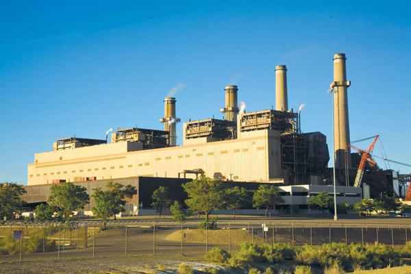 The Environmental Protection Agency has granted PNM an extra 45 days to consider alternatives to state and federal emissions plans that the utility says could cost it $750 million. Pictured is the San Juan Generating Station.