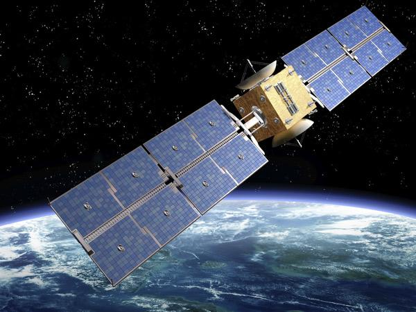 The satellite will be launched aboard a rocket in July.