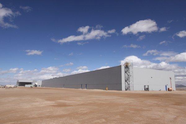 Albuquerque's Schott Solar plant closed this summer.