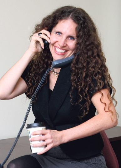 Shira Greenberg is the artistic director at Keshet.
