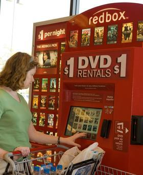 Short sellers are buying large positions in Coinstar stock, thinking that streaming video will cut into revenue for Coinstar's DVD-rental division, Redbox.