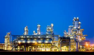 The U.S. is pumping increasing amounts of domestic oil through refineries.